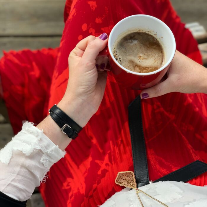 let go of control | coffee | Meditation | the mindfulness journey