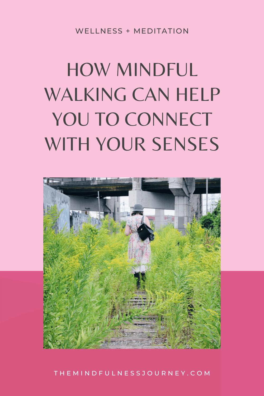 Mindful Walking | Walking outside | the mindfulness journey